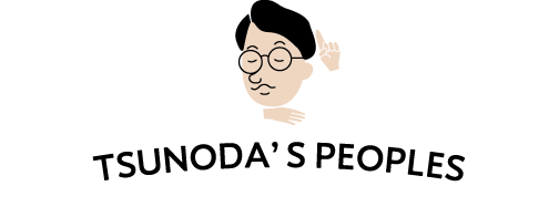 TSUNODA'S PEOPLES